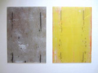 Untitled (grey/yellow)